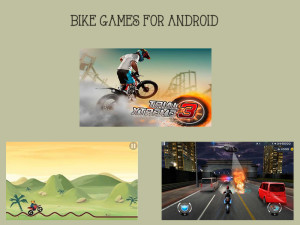 Bike Games for Android phones