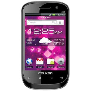 Celkon A95 features