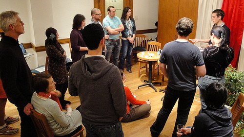 Startup meetups