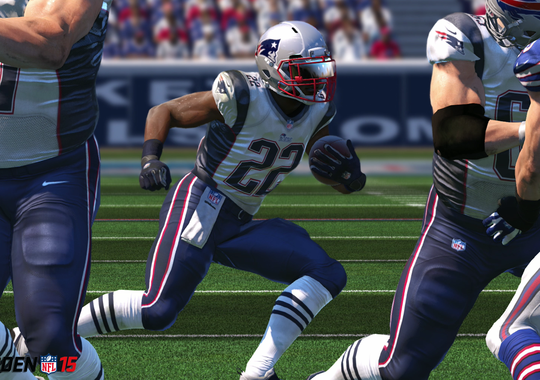 Madden NFL 15 looks impressive on PlayStation 4 and Xbox One