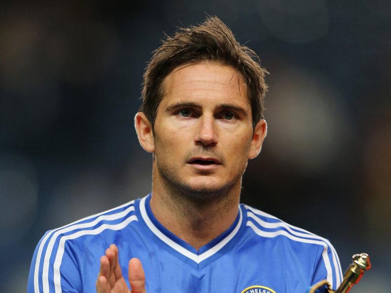 England Midfielder Frank Lampard retired from International Football