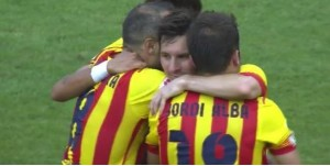 Barcelona beats Athletic Bilbao (2-0)