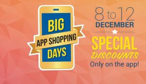 [Live] Flipkart Big App offers, deals and discounts