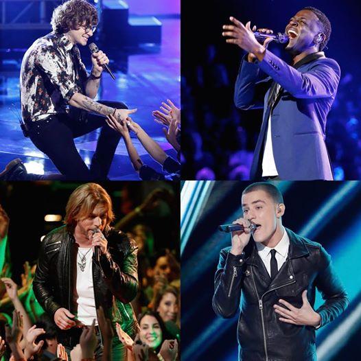 Winners of The Voice Season 7 US