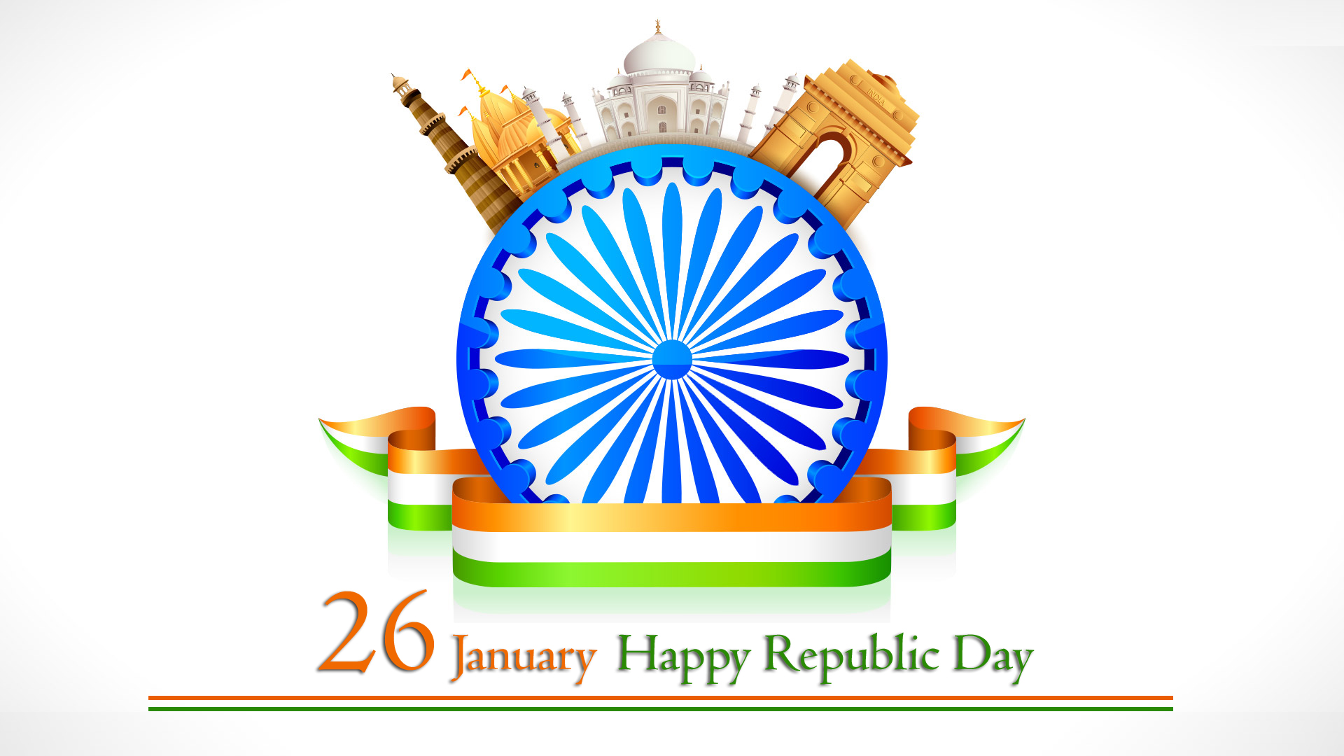 Happy republic day 2018 greetings speeches images wallpapers republic day images m4hsunfo Image collections