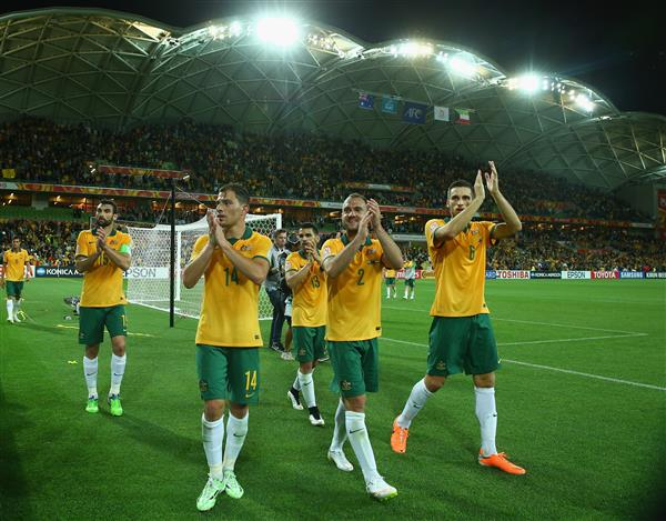 Australia are the Champions of 2015 Asian cup