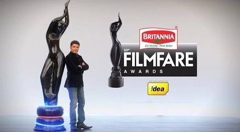 Winners of 60th filmfare awards 2015