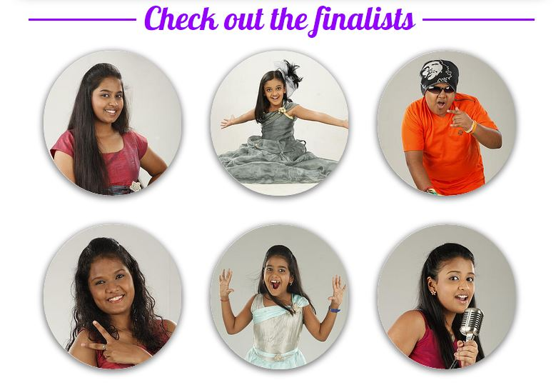 Super singer junior 4 grand finale details