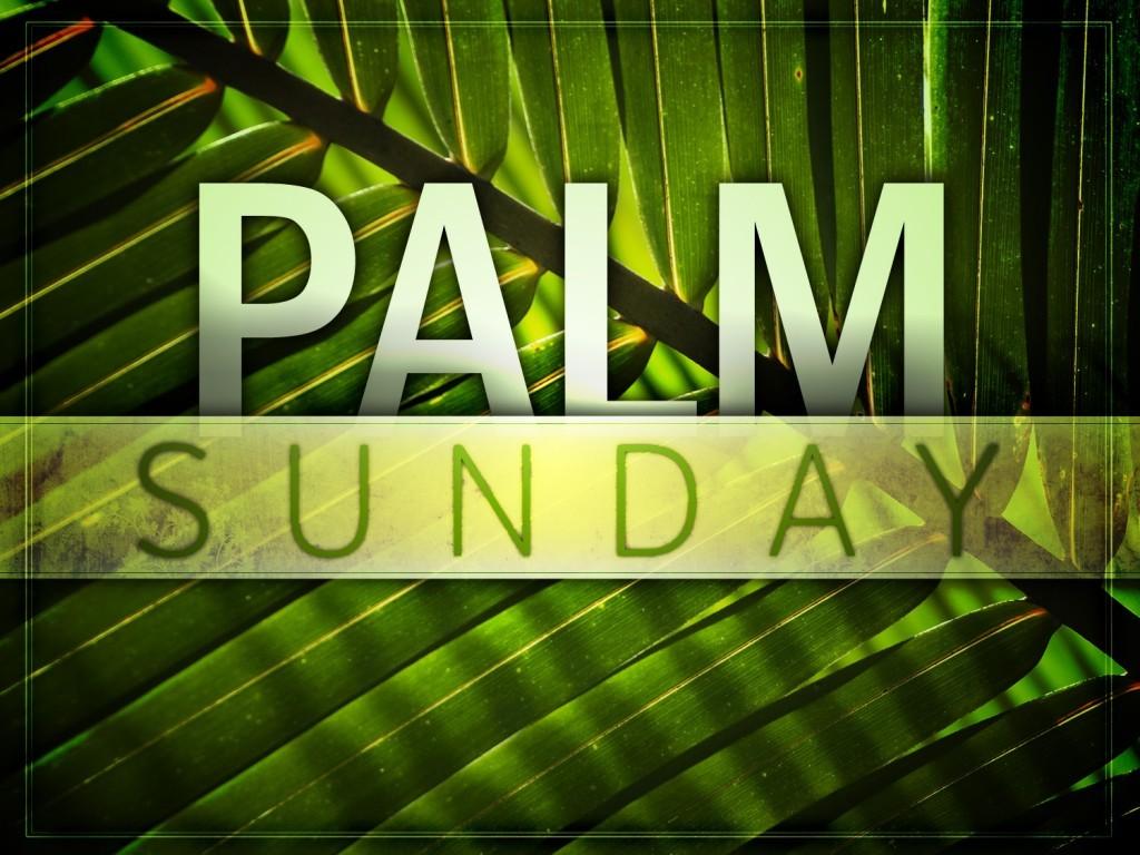 Palm Sunday 2015 images
