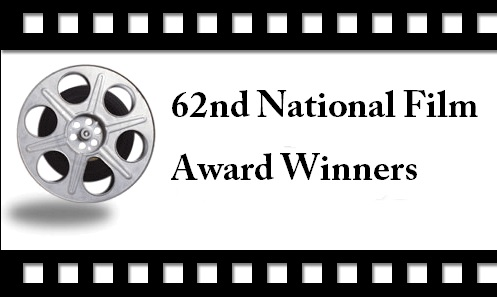 Winners of 62nd National Film Awards 2015