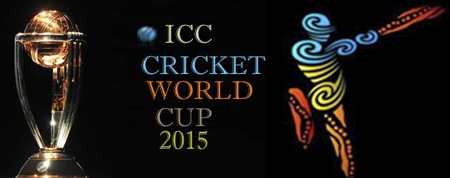 ICC Cricket World cup 2015 Quarter final fixtures, teams and schedule