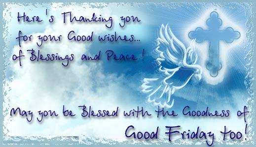 good friday message wishes