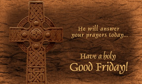 Happy Good Friday 2015 wishes