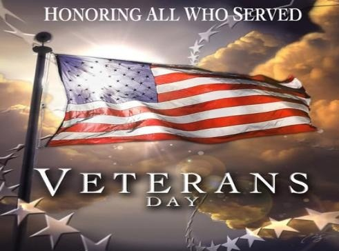 Veterans Day photos