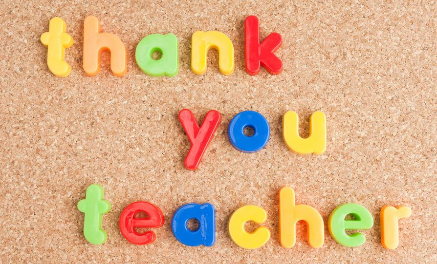 Teacher Appreciation Day wishes