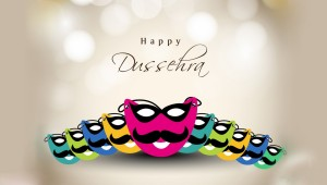 Happy Dussehra/Dasara 2017 wishes, SMS, images, messages, greetings, Quotes and wallpapers