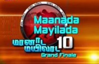 Winners of Maanada Mayilada Season 10 Grand finale on kalaignar TV