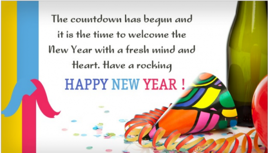 Happy} New Year 2018 Wishes, Quotes, Images, Greetings, Messages ...