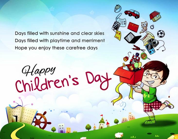 speech on childrens