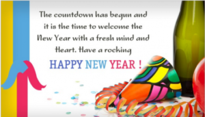 {Happy} New Year 2018 Wishes, Quotes, Images, Greetings, Messages, SMS and Whatsapp DP