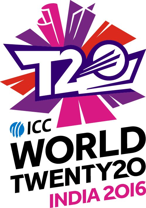 T20 World Cup 2016 Logo