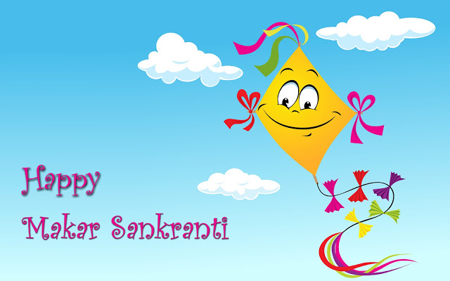 Happy Makar Sankranti 2019