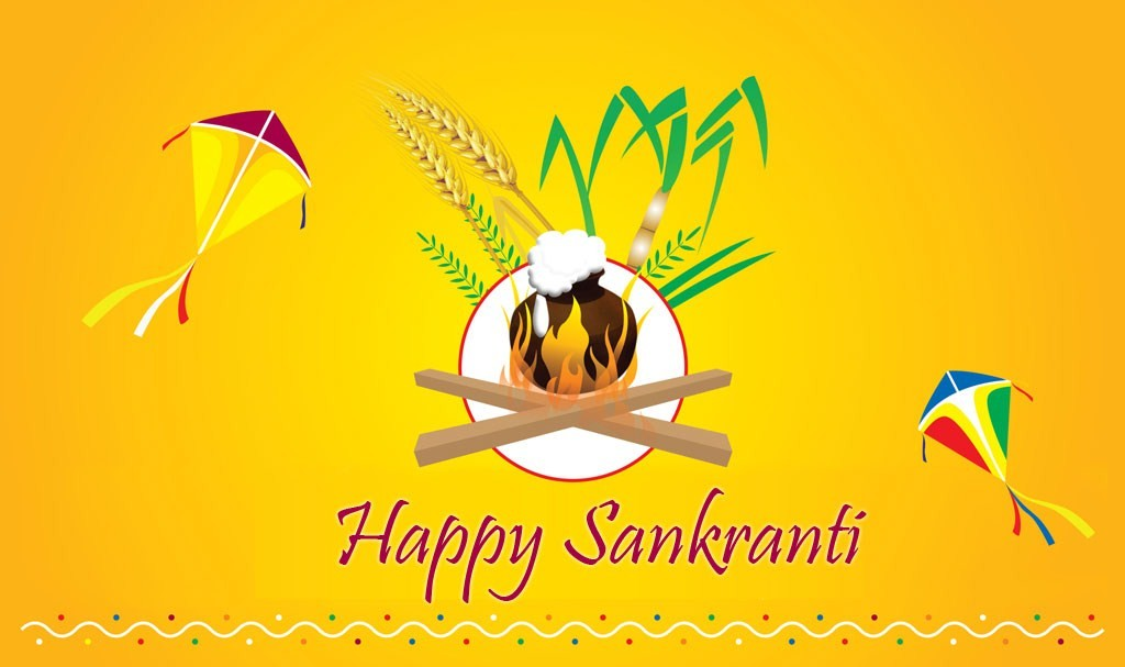 Happy Makar Sankranti | Pongal Images, Wishes, SMS, Greetings, and Messages
