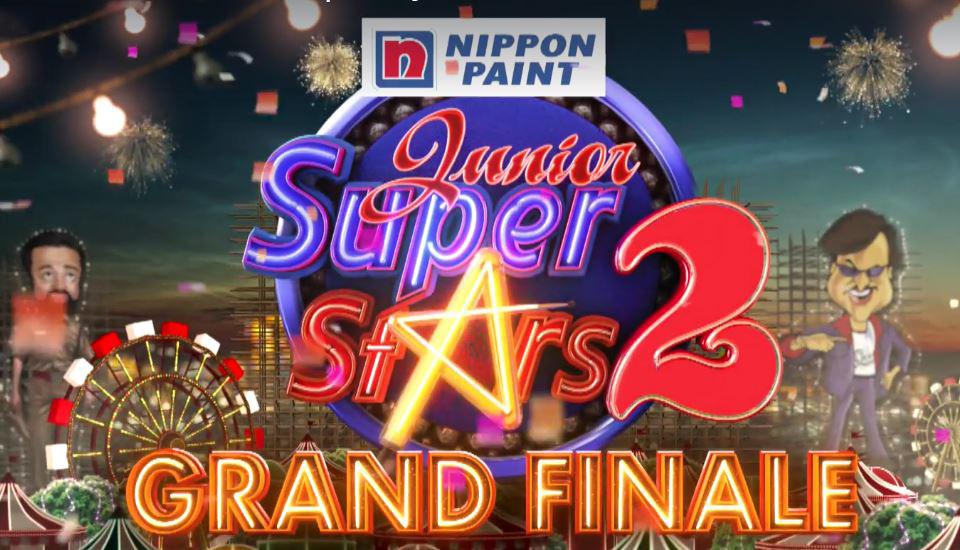Winner of Junior Super Stars Season 2 Grand Finale