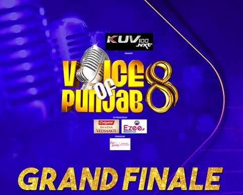 PTC Punjabi Voice of Punjab 8 Grand Finale Winners