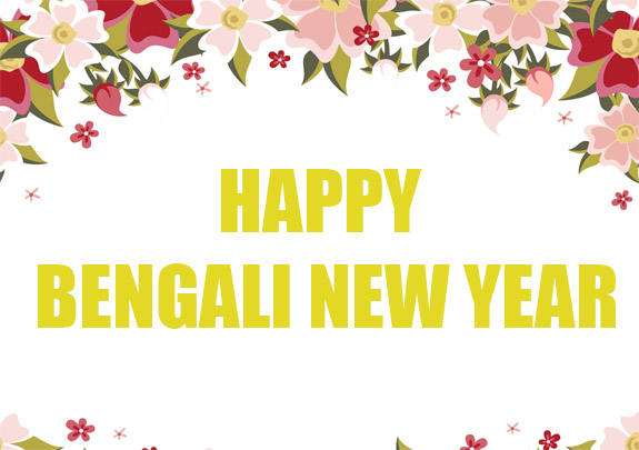 Pohela Boishakh) Bengali New Year 2018 wishes, greetings, SMS ...