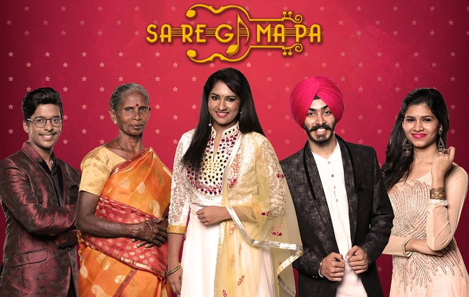 Winners of Zee Tamil Sa Re Ga Ma Pa Grand Finale