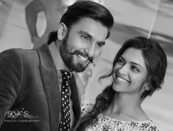 Deepika Padukone And Ranveer Singh instagram images