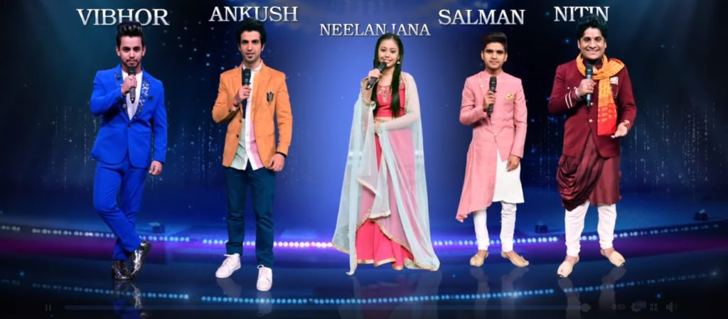 Indian Idol 10 Finalists