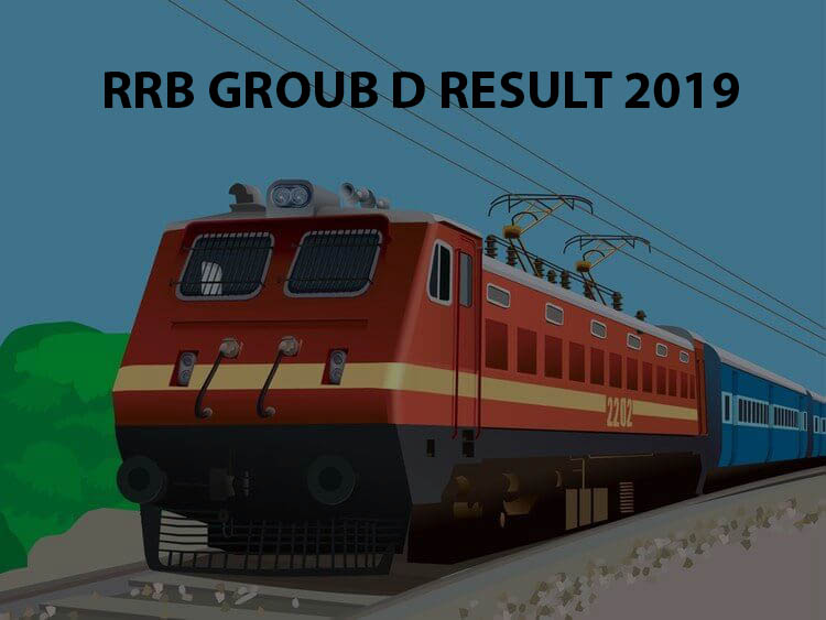 RRB Group D Result 2019: Get Region Wise Results