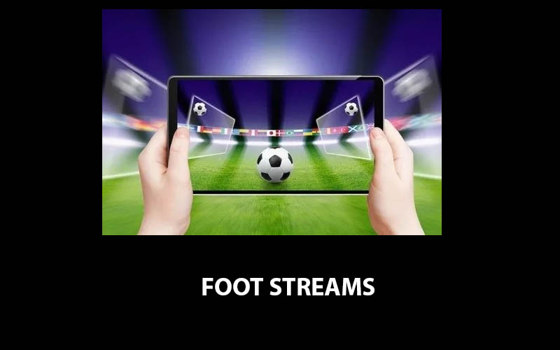 Foot streams